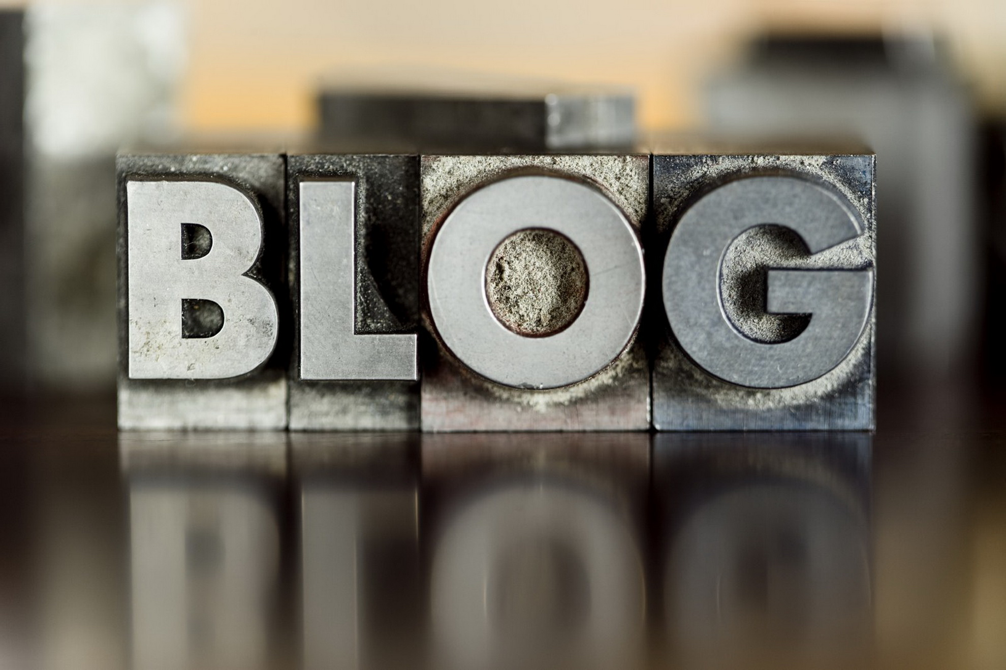 блоге