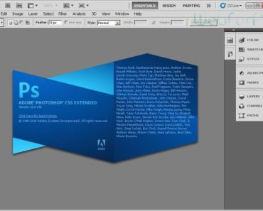 Adobe Photoshop CS Free