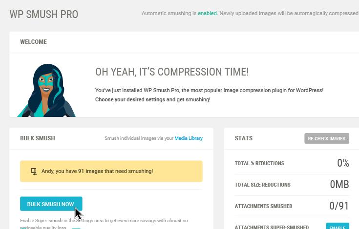 Оптимизация картинок wordpress
