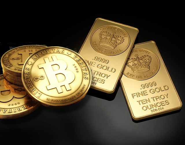 bitcoin gold bullion toronto